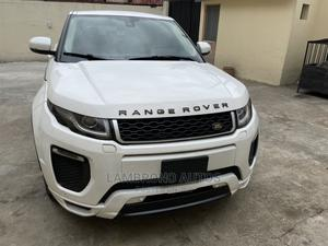 Land Rover Range Rover Evoque 2013 White | Cars for sale in Lagos State, Ogba