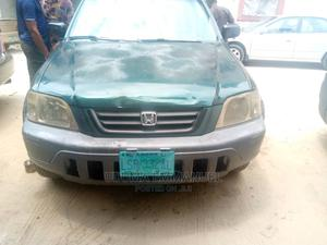Honda CR-V 2001 2.0 Automatic Green | Cars for sale in Rivers State, Port-Harcourt