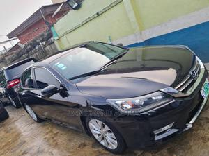 Honda Accord 2013 Black | Cars for sale in Lagos State, Ogba
