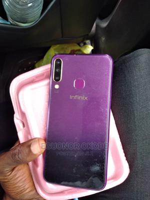 Infinix S4 32 GB Purple   Mobile Phones for sale in Delta State, Uvwie