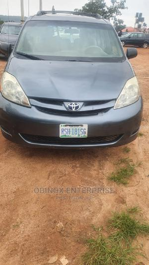 Toyota Sienna 2008 LE Gray | Cars for sale in Abuja (FCT) State, Gudu