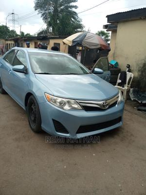 Toyota Camry 2012 Blue | Cars for sale in Lagos State, Oshodi