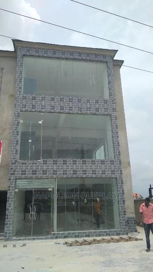 A Massive Specious Shop Facing Express   Commercial Property For Rent for sale in Lagos State, Ajah