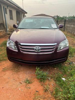 Toyota Avalon 2007 Red | Cars for sale in Lagos State, Ikeja