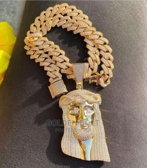 Jesus Ice Chain and Pandent   Jewelry for sale in Lagos State, Lagos Island (Eko)