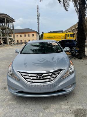 Hyundai Sonata 2011 Blue | Cars for sale in Lagos State, Ajah
