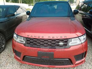 New Land Rover Range Rover Sport 2019 SE Red | Cars for sale in Abuja (FCT) State, Central Business Dis