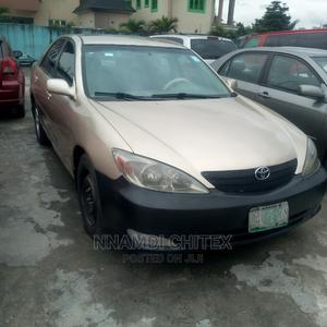 Toyota Camry 2003 Gold | Cars for sale in Rivers State, Port-Harcourt