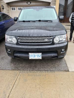 Land Rover Range Rover Sport 2013 Black | Cars for sale in Lagos State, Ogba