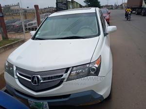 Acura MDX 2008 White | Cars for sale in Ogun State, Sagamu