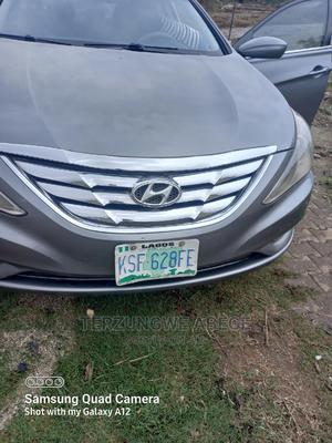 Hyundai Sonata 2011 Gray | Cars for sale in Abuja (FCT) State, Katampe