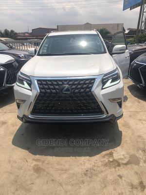 Lexus GX 2020 460 Luxury White   Cars for sale in Lagos State, Ikeja