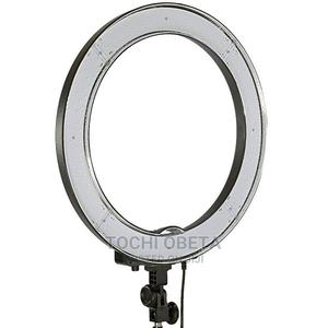 Ring Light LED 18 Inches With Adapter and Stand | Accessories & Supplies for Electronics for sale in Lagos State, Ikeja