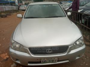 Lexus IS 2003 Automatic Gold | Cars for sale in Abuja (FCT) State, Central Business District