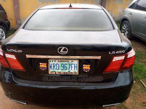 Lexus LS 2007 Black | Cars for sale in Ogun State, Sagamu
