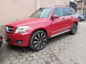 Mercedes-Benz GLK-Class 2010 Red   Cars for sale in Lagos State, Ikeja