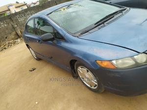 Honda Civic 2007 1.4 Blue   Cars for sale in Lagos State, Alimosho