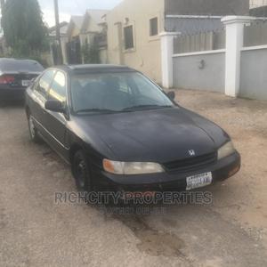 Honda Accord 1998 Black | Cars for sale in Abuja (FCT) State, Gwarinpa