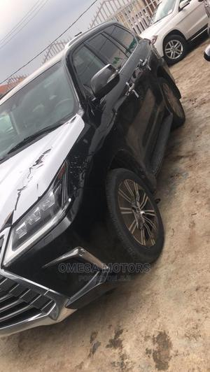 Lexus LX 2019 Black | Cars for sale in Lagos State, Surulere