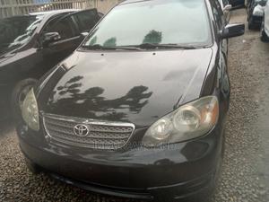 Toyota Corolla 2007 S Black | Cars for sale in Abuja (FCT) State, Garki 1