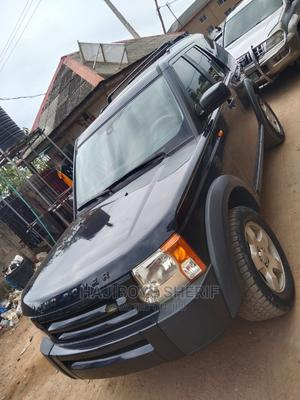 Land Rover LR3 2006 V6 Black | Cars for sale in Lagos State, Abule Egba
