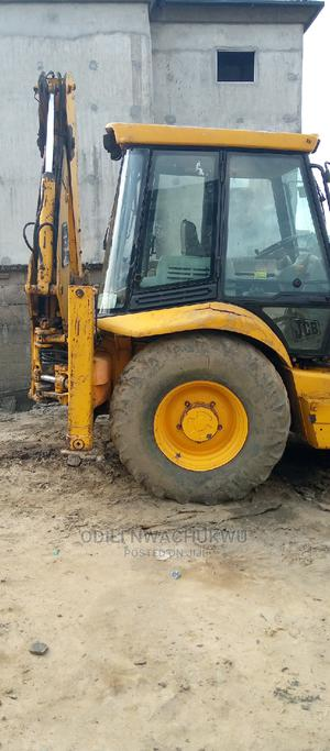 JCB Backhoe for Sale | Heavy Equipment for sale in Rivers State, Port-Harcourt