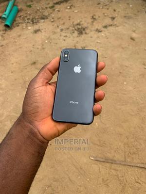 Apple iPhone X 64 GB Gray   Mobile Phones for sale in Lagos State, Ikorodu