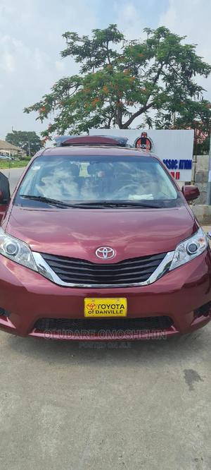 Toyota Sienna 2011 LE 7 Passenger Red | Cars for sale in Abuja (FCT) State, Maitama