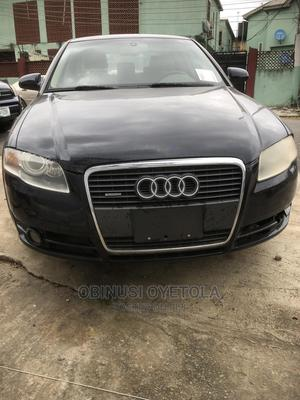 Audi A4 2007 2.0 T FSI Blue | Cars for sale in Lagos State, Ikeja