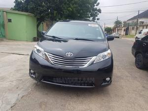 Toyota Sienna 2012 XLE 8 Passenger Black   Cars for sale in Lagos State, Magodo