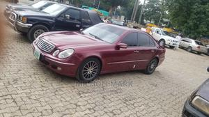 Mercedes-Benz E350 2005 Red   Cars for sale in Abuja (FCT) State, Garki 1