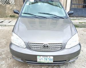 Toyota Corolla 2007 LE Gray | Cars for sale in Lagos State, Yaba