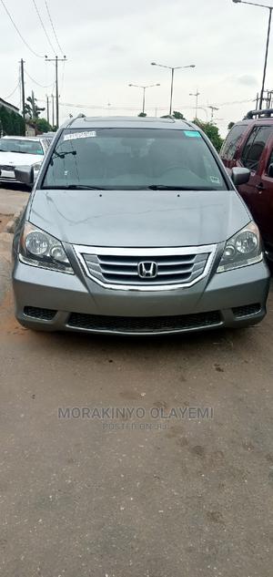 Honda Odyssey 2008 EX-L DVD Gray | Cars for sale in Lagos State, Ikeja