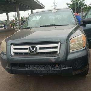 Honda Pilot 2006 Gray   Cars for sale in Lagos State, Ikeja