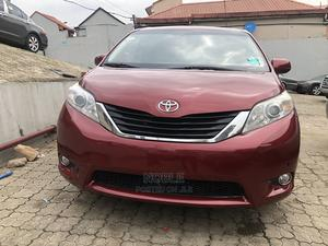 Toyota Sienna 2011 Limited 7 Passenger Red   Cars for sale in Lagos State, Ogba