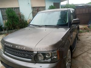 Land Rover Range Rover Sport 2008 Gray   Cars for sale in Lagos State, Lekki