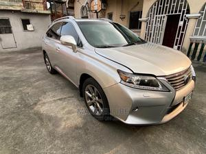 Lexus RX 2010 350 Silver | Cars for sale in Rivers State, Obio-Akpor