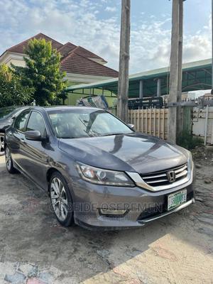 Honda Accord 2013 Gray | Cars for sale in Lagos State, Ajah