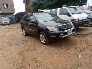Lexus RX 2008 Black   Cars for sale in Anambra State, Onitsha