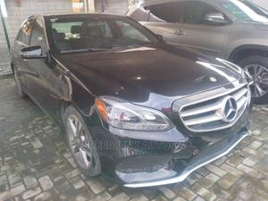 Mercedes-Benz E350 2015 Black | Cars for sale in Lagos State, Ajah