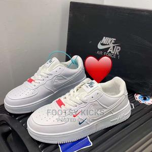 White Nike Air | Shoes for sale in Delta State, Warri