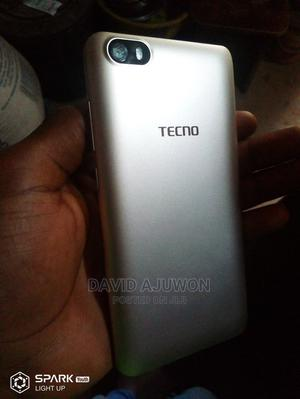 Tecno F1 8 GB Gold   Mobile Phones for sale in Oyo State, Ogbomosho North
