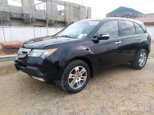 Acura MDX 2008 SUV 4dr AWD (3.7 6cyl 5A) Black | Cars for sale in Lagos State, Alimosho