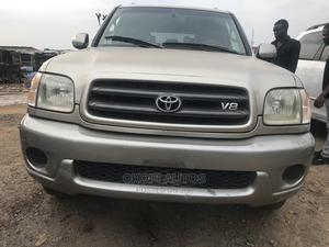 Toyota Land Cruiser 2001 90 Automatic Gold | Cars for sale in Lagos State, Ojodu