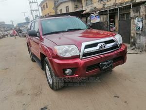 Toyota 4-Runner 2007 SR5 4x4 V6 Red | Cars for sale in Lagos State, Apapa