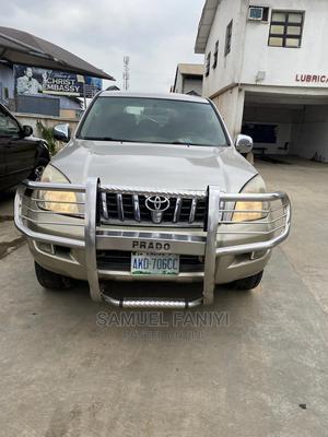 Toyota Land Cruiser Prado 2005 Gold | Cars for sale in Lagos State, Ifako-Ijaiye