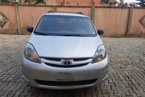 Toyota Sienna 2008 LE Silver   Cars for sale in Lagos State, Ikorodu