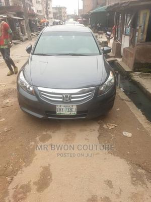 Honda Accord 2009 Gray | Cars for sale in Lagos State, Surulere