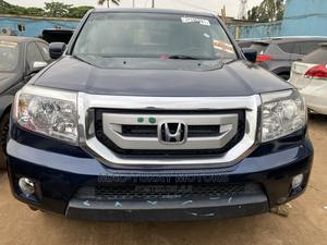 Honda Pilot 2009 Blue   Cars for sale in Lagos State, Ikeja