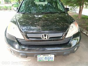 Honda CR-V 2008 2.0i Executive Automatic Black | Cars for sale in Abuja (FCT) State, Central Business Dis